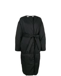 schwarzer Daunenmantel von Givenchy