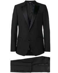 schwarzer Dreiteiler von Dolce & Gabbana