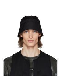 schwarzer Fischerhut von 1017 Alyx 9Sm