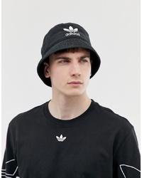 schwarzer Fischerhut von adidas Originals