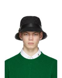 schwarzer Fischerhut von Gucci