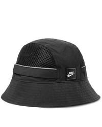 schwarzer Fischerhut von Nike