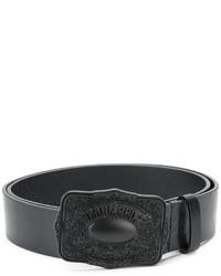 schwarzer Gürtel von DSQUARED2
