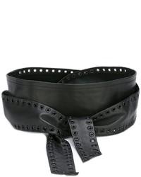 schwarzer Gürtel von IRO