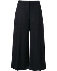schwarzer Hosenrock von Kenzo
