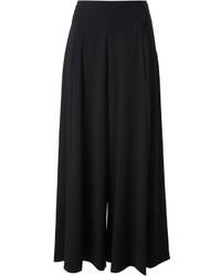 schwarzer Hosenrock von Moschino