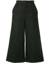 schwarzer Hosenrock von MSGM