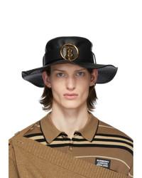 schwarzer Hut von Burberry