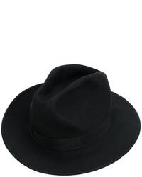schwarzer Hut von Dsquared2