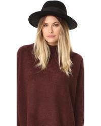 schwarzer Hut von Kate Spade