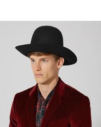 schwarzer Hut von Gucci