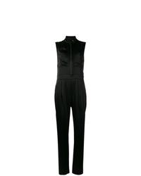 schwarzer Jumpsuit von Burberry