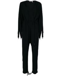 schwarzer Jumpsuit von Chloé