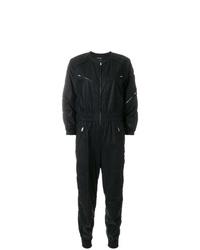 schwarzer Jumpsuit von Isabel Marant