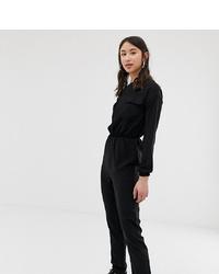 schwarzer Jumpsuit von Noisy May Tall