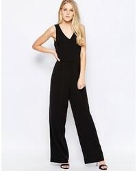 schwarzer Jumpsuit von Only