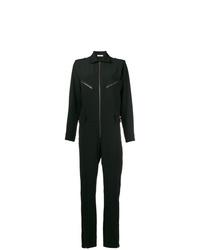 schwarzer Jumpsuit von P.A.R.O.S.H.
