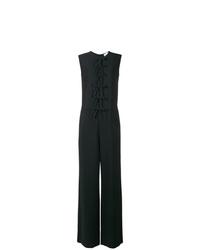 schwarzer Jumpsuit von RED Valentino