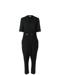 schwarzer Jumpsuit von Stella McCartney