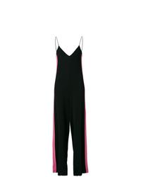 schwarzer Jumpsuit von Valentino