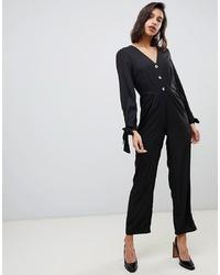schwarzer Jumpsuit von Vero Moda