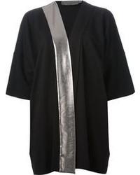 schwarzer Kimono von Maria Calderara