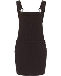 schwarzer Kleiderrock