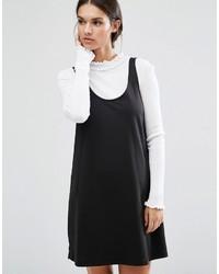 Schwarzer Kleiderrock von Asos