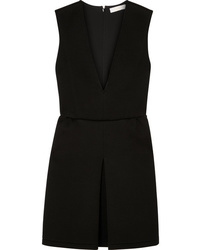 schwarzer Kleiderrock von Chloé
