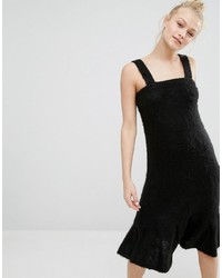 Schwarzer Kleiderrock von Monki