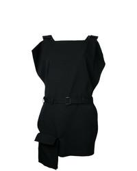 schwarzer Kleiderrock von Yohji Yamamoto