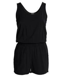 schwarzer kurzer Jumpsuit von Vero Moda
