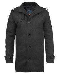 schwarzer Mantel von BLEND