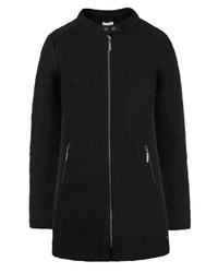 schwarzer Mantel von BlendShe