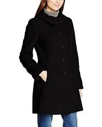 schwarzer Mantel von Cinque