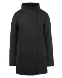 schwarzer Mantel von Desires