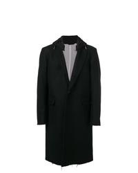 schwarzer Mantel von Diesel