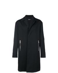 schwarzer Mantel von DSQUARED2
