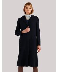 schwarzer Mantel von FiNN FLARE