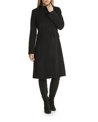 schwarzer Mantel von Gil Bret