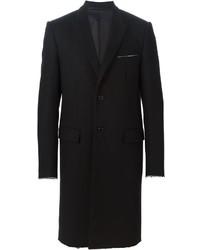 schwarzer Mantel von Givenchy