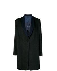 schwarzer Mantel von Golden Goose Deluxe Brand