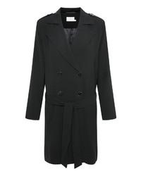 schwarzer Mantel von Kaffe