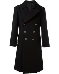 Schwarzer Mantel von Marc Jacobs