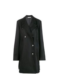 schwarzer Mantel von Marni
