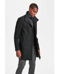 schwarzer Mantel von Matinique