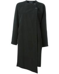 schwarzer Mantel von Mini Market