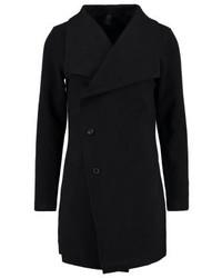 schwarzer Mantel von Minimum