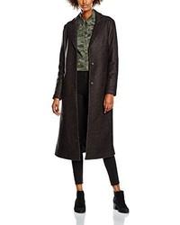 schwarzer Mantel von New Look