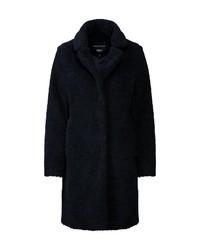 schwarzer Mantel von Only